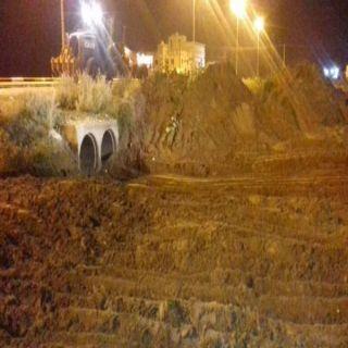 بلدية #بارق تستعد لموسم الأمطار بـ 3 فرق و30 مُعدة و170 عامل و7 مُراقبين