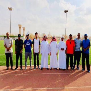 معهد العاصمة النموذجي يستضيف بطولة #تعليم_الرياض لكرة القدم لمنتخبات مكاتب التعليم