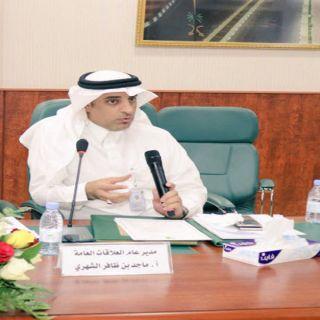 """""""الشهري"""" يكشف عن دعم بلدية #بارق بعد توجيه معالي الوزير آل الشيخ"""