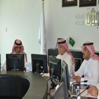 معالي أمين #جدة يلتقي الدكتور السيالي
