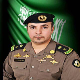 المقدم شاكر التويجري متحدثاً إعلامياً  لشرطة منطقة الرياض