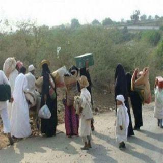 80 ألف أسرة من محافظة الحديدة تنزح إلى محافظات صنعا وإب