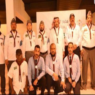 صناعي #جدة يستضيف مخيم العمل الكشفي 2030
