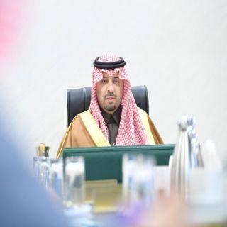 """أمير الشمالية يرأس اجتماع الإدارات الحكومية لتفعيل مبادرة """"جاهز"""""""