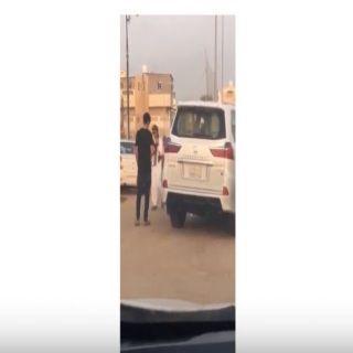 شرطة جازان توقع بمُطلق النار بشكل عشوائي ظهر في مقطع فيديو مُتداول