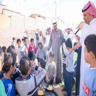 مدرسة عمر بن عبدالعزيز الإبتدائية بـ #تعليم_البكيرية تُقيم يوماً مفتوح