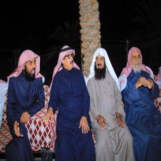 أسرة #الراجحي  تقيم اجتماعها الشهري بـ #البكيرية