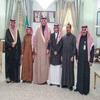 أمير الشمالية يكرم المواطنين المتبرعين بالأعضاء في المنطقة