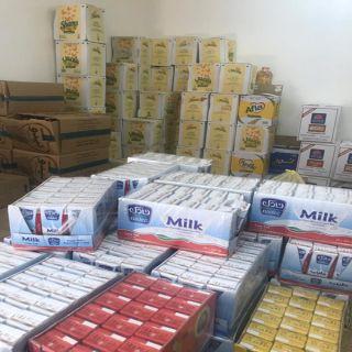 أمانة عسير تضبط نحو 70 صنفا من المواد الغذائية الفاسدة بمدينة #أبها