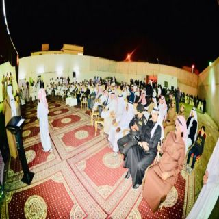 محافظ #بيشة يرعى إحتفال فنون المُحافظة بالبيعة الرابعة لخادم الحرمين الشريفين