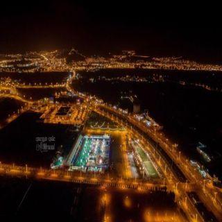 """محافظة #محايل بعدسة المُصور الفوتوغرافي""""علي مروعي"""""""