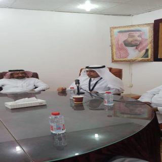 الأسمري يباشر مهام عمله مديرا للقطاع الصحي في #المجاردة