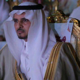 رئيس مركز ثلوث المنظر يُعزي القيادة في وفاة الأمير طلال بن عبد العزيز