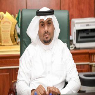 رئيس بلدية #بارق يرفع ألتعازي للقيادة في وفاة الامير طلال