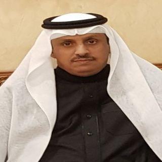 هاشم الشهري -عضو المجلس المحلي في #بارق يُعزي القياده في وفاة الامير طلال بن عبدالعزيز