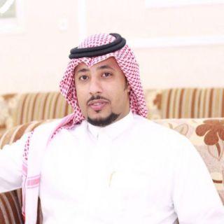 علي يُغرد في منزل الزميل عمر آل قايد