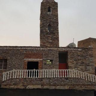 القرية التراثية بتنومة ضمن مشروع تطوير القرى التراثية بعسير