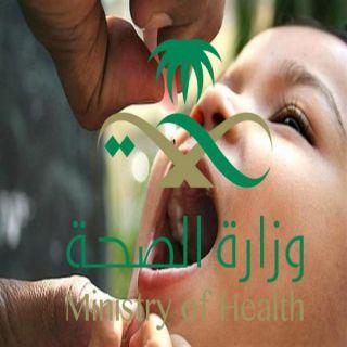المراكز الصحية في ثلوث المنظر تُطلق الحملة الوطنية للتطعيم ضد شلل الأطفال