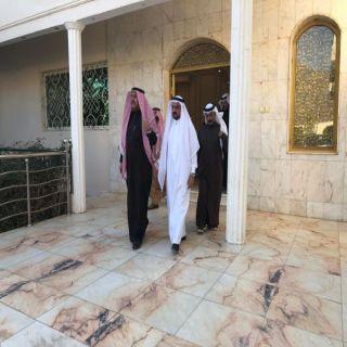 مُدير #جامعة_الملك_خالد ونائب وزير الخدمة المدنية في زيارة لمُحافظة #تنومة