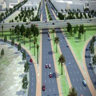 أمانة جدة تعلن بدء تنفيذ جسر تقاطع صاري مع الملك فهد