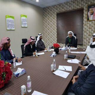 المجلس الاستشاري الصحي بـ #النماص يعقد اجتماعه الثالث
