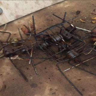 بلدية #بارق  ترصد 11 مخالفة صحية على مطاعم و بوفيهات بثلوث المنظر