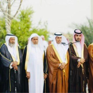 """بحضور رئيس مركز ثلوث المنظر قبيلة """"المعربة """" تُنصب """"خالد أبو حسنة """" نائب للقبيلة"""