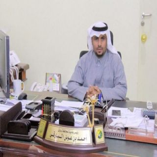 """رغم ضعف فئة بلدية #بارق """"البارقي"""" يعمل بإجتهادات تفوق قدرات البلدية"""
