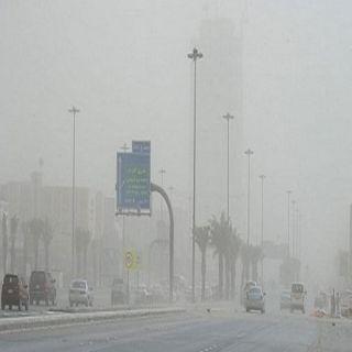 الأرصاد تقلبات جوية على 7 مناطق الرياض من بينها