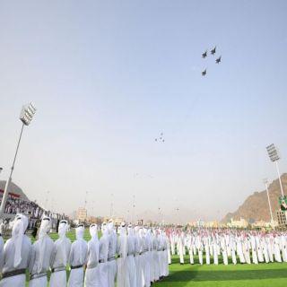 ولي العهد يوجه بمشاركة القوات الجوية بمهرجان #صدر_الكرامة وأميرعسير يرعى الحفل
