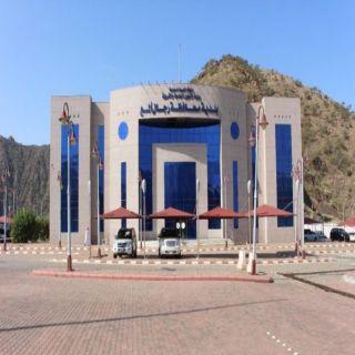 بلدية رجال ألمع تعلن عن بدء تأجير محلات سوق المواشي وسوق الخضار بسنومة