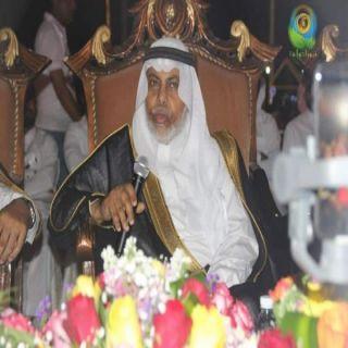 آل عبده يرعى إنطلاق مهرجان شتاء مُحافظة البرك ٢٠١٩