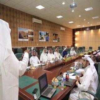 #جامعة_الملك_خالد تُدرب 430 متدربًا ومتدربة في دورات تدريبية متنوعة