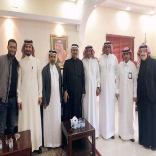 اللجنة التأسيسية تجيز التصور العام لشركة التطوير السياحي بمنطقة الباحة