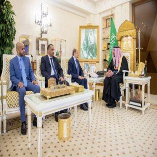 أمير #القصيم يستقبل سفير الجمهورية اليمنية لدى المملكة