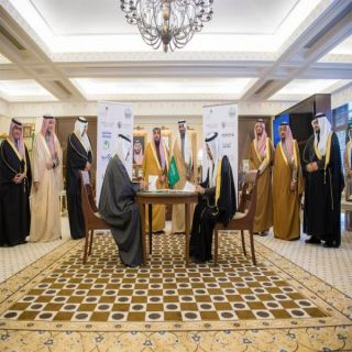 أمير منطقة القصيم يرعى توقيع 8 اتفاقيات لتوطين الوظائف ويطلق مبادرة جاده 3
