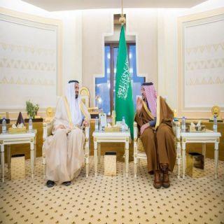 أمير القصيم يبحث مع وزير الصحة تطوير القطاع الصحي في المنطقة