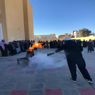 """#السعودية_للكهرباء"""" تدرب طلاب المدارس على السلامة في 4 مدن"""
