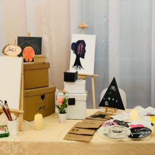 #جامعة_القصيم تُقيم معرض «بصمة مبدعة» بكلية الشريعة للبنات ببريدة
