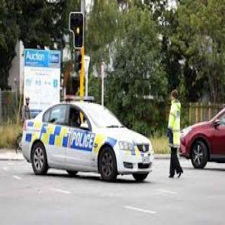 """نيوزيلندا""""حادثة لإعتداء على المسجد ترفع درجة التهديد الأمني من منخفض إلى عال"""