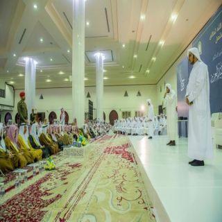 فيصل بن مشعل يرعى حفل تخريج 115 حافظاً و35 مجازاً من جمعية تحفيظ القرآن ببريدة