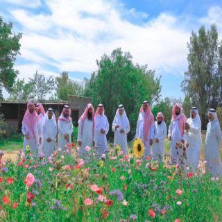 """#تعليم_البكيرية يفعّل أسبوع البيئة بمحمية """"البراك النباتية"""" بالشيحية"""