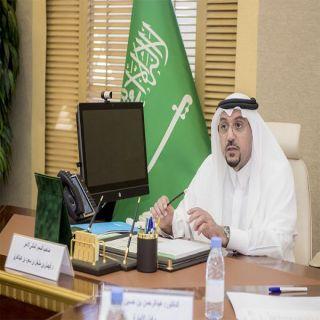 أمير القصيم يوجه بتشكيل فريق عمل لحوكمة لجان التعديات بالمنطقة والإشراف عليها