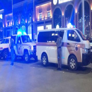 شرطة الرياض تضبط تشكيل عصابي يُدير شبكة للتسول