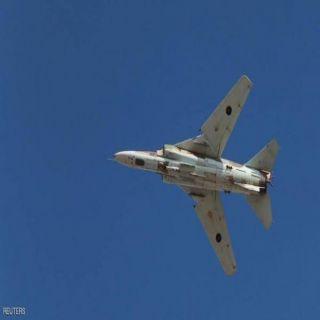 سلاح الجو اليبي يدعم تحركات الجيش بمعركة #طرابلس