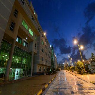 طب #جامعة_الملك خالد تنظم معرض التشريح الثاني