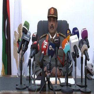 """اللواءالمسماري """"تواجه #تركيا و #قطر"""" في #طرابلس"""