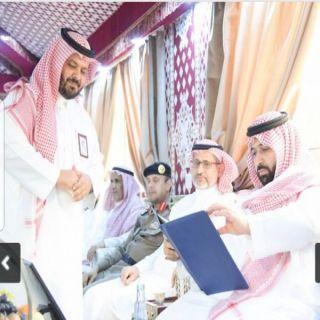 نائب أمير منطقة #جازان يدشن جائزة بني مالك للأداء المتميز