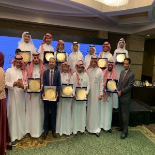 11 سعودياً يحصدون جائزة للإعلام السياحي في #القاهرة