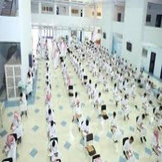 أكثر من 7000 آلاف  طالب وطالبة على مقاعد الاختبارات بـ #تعليم_البكيرية... الأحد المقبل